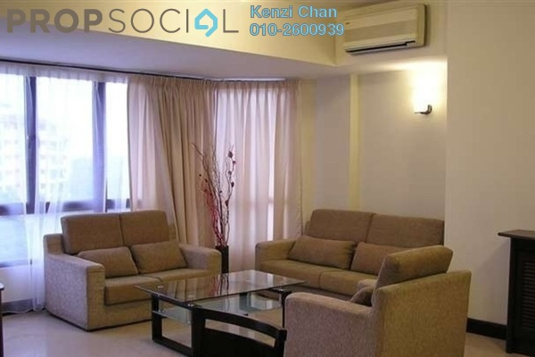 For Rent Condominium at Sri Penaga, Bangsar Freehold Fully Furnished 4R/3B 9.5k