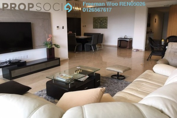 For Rent Condominium at 28 Mont Kiara, Mont Kiara Freehold Fully Furnished 3R/4B 10k