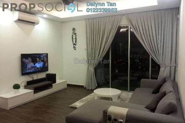 For Sale Condominium at Zen Residence, Puchong Leasehold Fully Furnished 3R/2B 700k