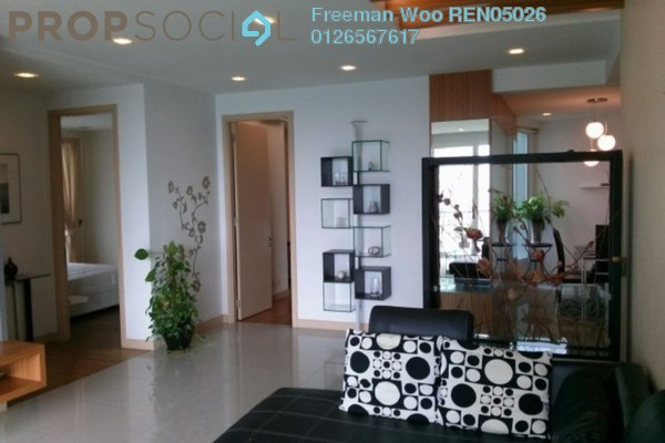 For Sale Condominium at Kiaramas Ayuria, Mont Kiara Freehold Fully Furnished 3R/4B 1.25m