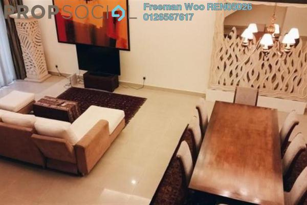 For Sale Terrace at Duta Tropika, Dutamas Freehold Fully Furnished 5R/5B 4.25m