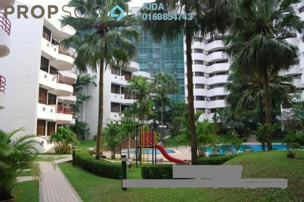 For Rent Condominium at Jamnah View, Damansara Heights Freehold Fully Furnished 3R/3B 6k