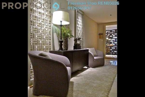 For Rent Condominium at 28 Mont Kiara, Mont Kiara Freehold Fully Furnished 3R/4B 13k
