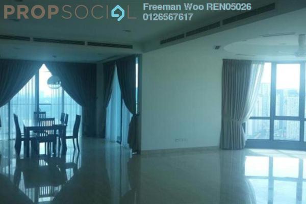 For Sale Condominium at 11 Mont Kiara, Mont Kiara Freehold Semi Furnished 4R/5B 2.85m