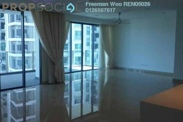 For Rent Condominium at 11 Mont Kiara, Mont Kiara Freehold Semi Furnished 4R/4B 10k