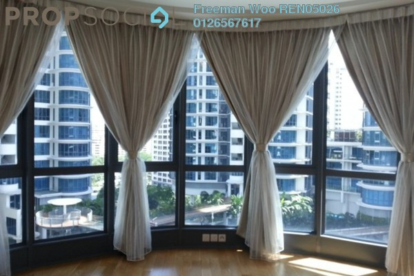 For Sale Condominium at 11 Mont Kiara, Mont Kiara Freehold Fully Furnished 4R/5B 3.6m