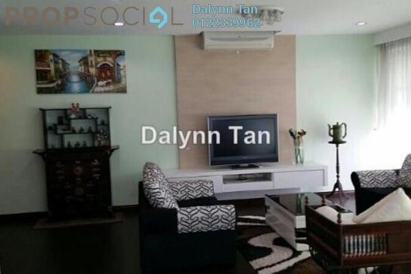 For Rent Condominium at Saujana Residency, Subang Jaya Freehold Fully Furnished 3R/3B 4.8k