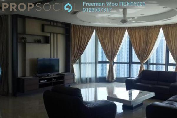 For Sale Condominium at 11 Mont Kiara, Mont Kiara Freehold Fully Furnished 4R/5B 2.82m
