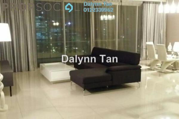 For Rent Condominium at The Park Residences, Bangsar South Leasehold Fully Furnished 4R/3B 6.5k