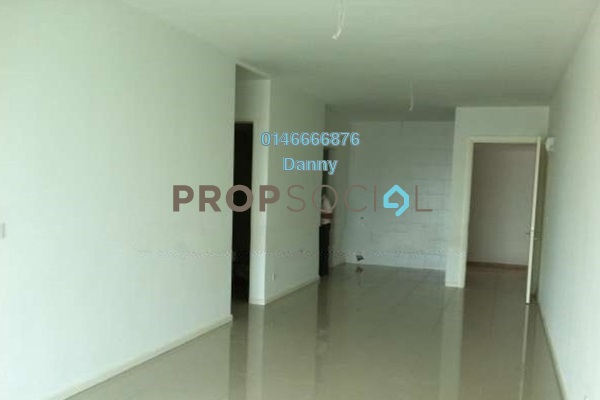 For Sale Condominium at 222 Residency, Setapak Freehold Unfurnished 3R/2B 600k