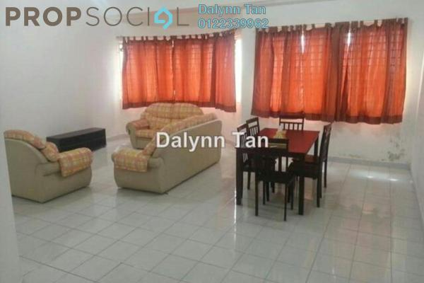 For Rent Condominium at Rhythm Avenue, UEP Subang Jaya Freehold Fully Furnished 3R/2B 1.8k