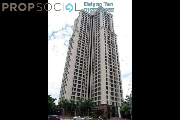 For Rent Condominium at Vista Damai, KLCC Freehold Fully Furnished 1R/1B 3.5k