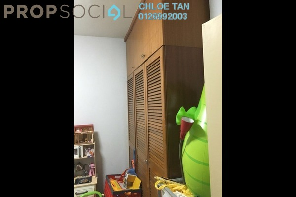 For Sale Condominium at Sri Hijauan, Shah Alam Freehold Semi Furnished 3R/2B 530k