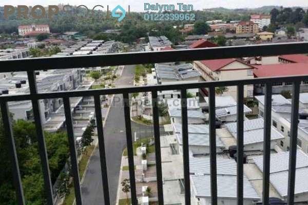 For Rent Condominium at Casa Tropika, Puchong Leasehold Semi Furnished 3R/2B 1.2k