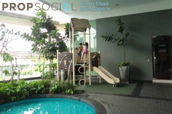 For Rent Condominium at Casa Residency, Pudu Freehold Fully Furnished 2R/2B 3k