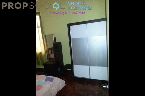 For Rent Condominium at Kiara View, TTDI Freehold Fully Furnished 2R/2B 2.5k