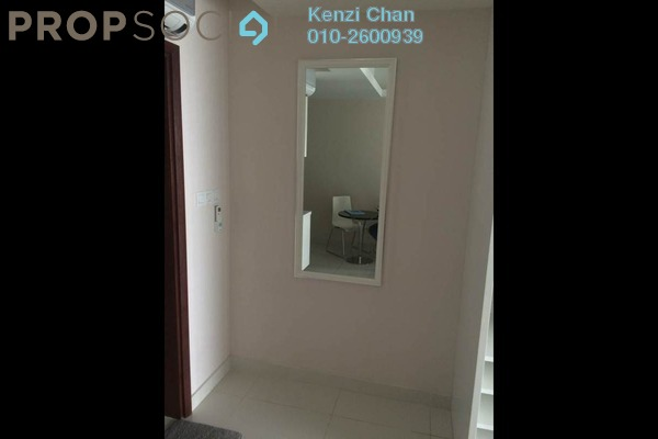 For Rent SoHo/Studio at Plaza Damas 3, Sri Hartamas Freehold Fully Furnished 1R/1B 1.7k