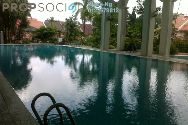 For Rent Condominium at Kiara View, TTDI Freehold Fully Furnished 2R/3B 2.3k