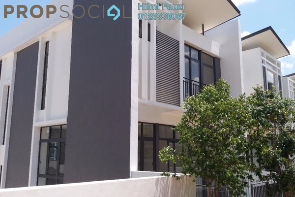 For Sale Terrace at 16 Quartz, Melawati Leasehold Semi Furnished 4R/4B 1.88m