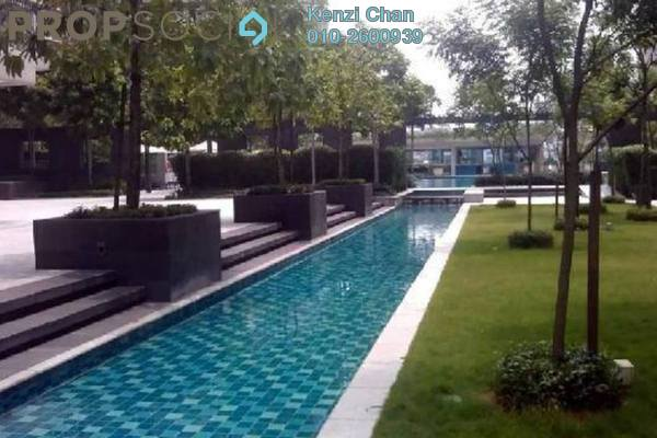 For Rent Condominium at Kiaraville, Mont Kiara Freehold Fully Furnished 4R/3B 5.2k