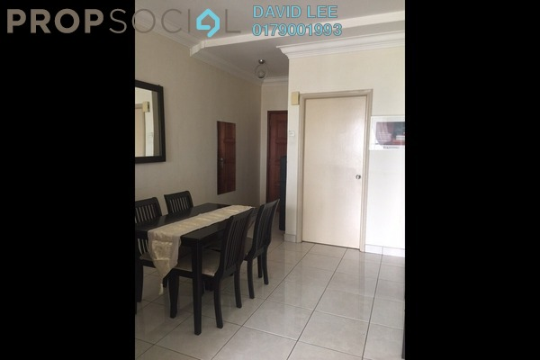 For Rent Condominium at Perdana View, Damansara Perdana Leasehold Fully Furnished 3R/2B 2.2k