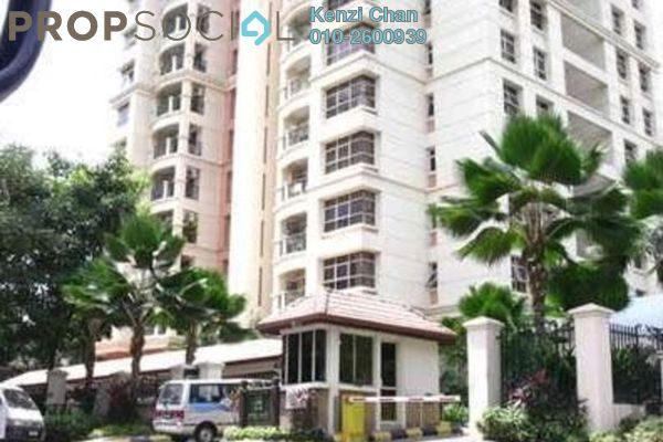 For Rent Condominium at Angkupuri, Mont Kiara Freehold Fully Furnished 4R/3B 3.5k