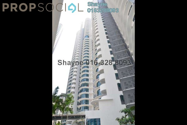 For Sale Condominium at 11 Mont Kiara, Mont Kiara Freehold Semi Furnished 4R/6B 2.69m
