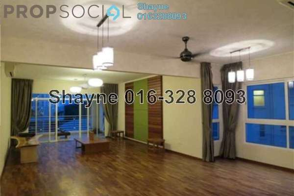 For Sale Condominium at Hijauan Kiara, Mont Kiara Freehold Semi Furnished 4R/4B 1.9m