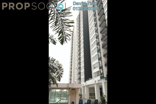 For Rent Condominium at 288 Residences, Kuchai Lama Freehold Semi Furnished 4R/4B 1.9k
