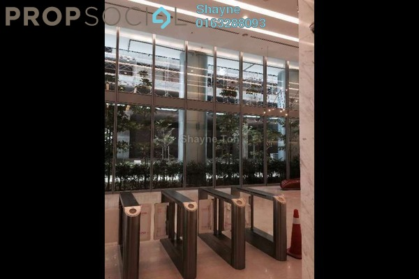 For Sale Serviced Residence at Summer Suites, KLCC Leasehold Semi Furnished 0R/1B 493k
