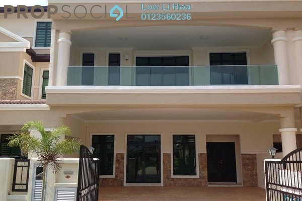 For Rent Terrace at Kota Warisan, Sepang Freehold Unfurnished 4R/4B 2.2k