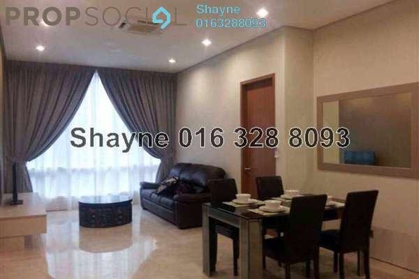 For Rent Condominium at Soho Suites, KLCC Freehold Fully Furnished 2R/1B 5k