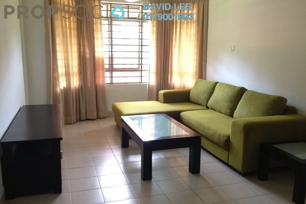 For Rent Condominium at D'Rimba, Kota Damansara Leasehold Fully Furnished 3R/2B 2k