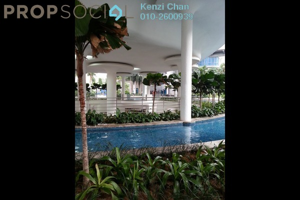For Rent Condominium at 11 Mont Kiara, Mont Kiara Freehold Fully Furnished 3R/2B 14k