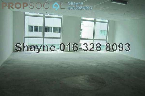 For Rent Office at Solaris Dutamas, Dutamas Freehold Fully Furnished 0R/0B 3.2k