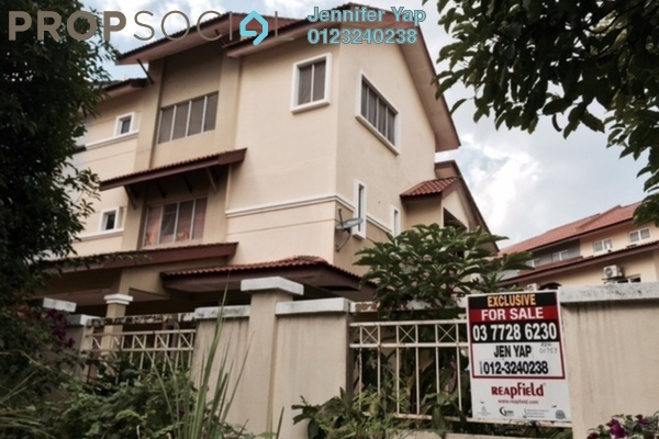 For Sale Semi-Detached at Taman Kosas, Ampang Leasehold Unfurnished 5R/4B 1.65m