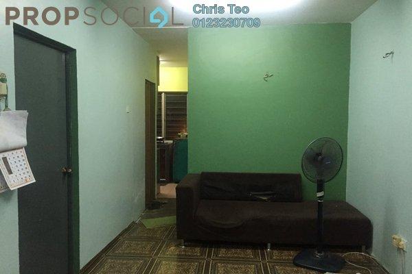 For Sale Apartment at Section 2, Bandar Mahkota Cheras Freehold Semi Furnished 3R/2B 170k