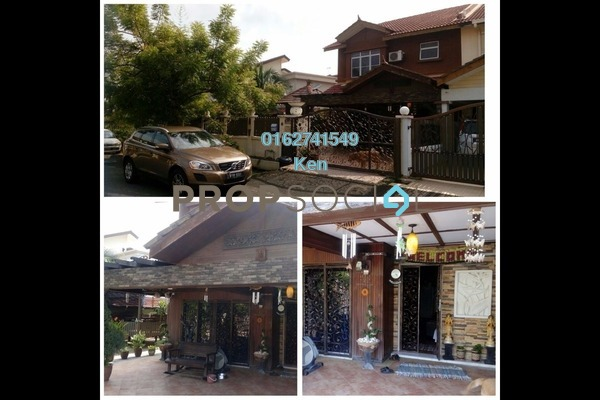 For Sale Terrace at Phase 3E, Taman Putra Prima Freehold Unfurnished 5R/4B 1.15m