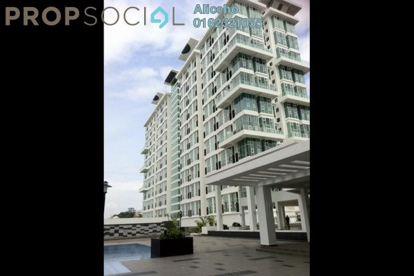 For Rent SoHo/Studio at The Scott Garden, Old Klang Road Freehold Fully Furnished 1R/2B 2.2k