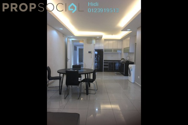 For Sale Serviced Residence at Endah Promenade, Sri Petaling Leasehold Fully Furnished 3R/2B 650k