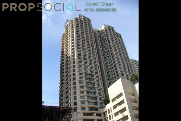 For Sale Condominium at i-Zen Kiara II, Mont Kiara Freehold Fully Furnished 4R/3B 1.15m
