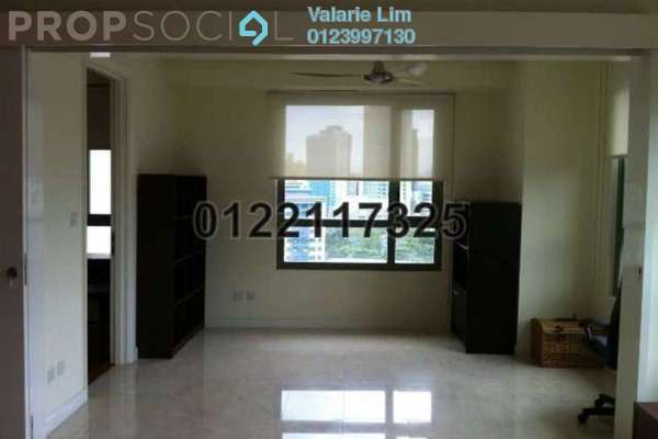 For Rent Condominium at The CapSquare Residences, Dang Wangi Freehold Semi Furnished 3R/4B 5.8k
