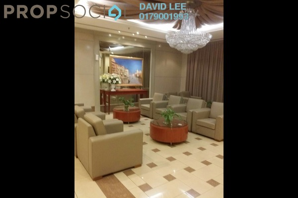 For Rent Serviced Residence at Windsor Tower, Sri Hartamas Freehold Fully Furnished 1R/1B 2.5k