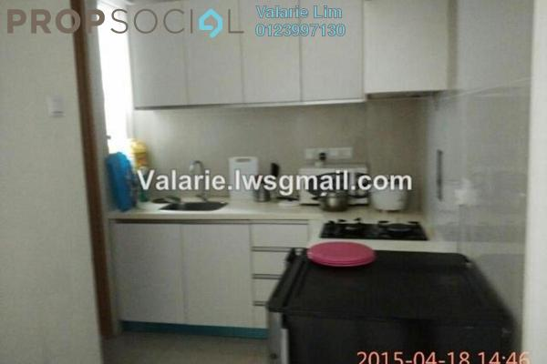 For Rent Serviced Residence at Gaya Bangsar, Bangsar Leasehold Fully Furnished 1R/1B 2.4k