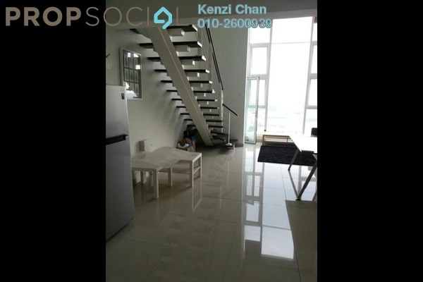 For Sale SoHo/Studio at The Scott Soho, Old Klang Road Freehold Semi Furnished 1R/1B 460k