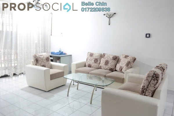 For Sale Condominium at Villa Angsana, Jalan Ipoh Freehold Semi Furnished 3R/2B 520k