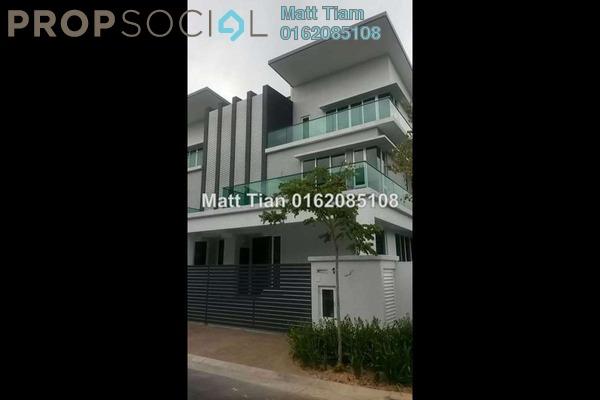 For Sale Bungalow at Taman Cheras Idaman, Bandar Sungai Long Leasehold Unfurnished 5R/7B 2.29m