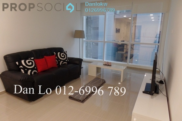 For Rent Condominium at The Meritz, KLCC Freehold Fully Furnished 2R/3B 6.5k