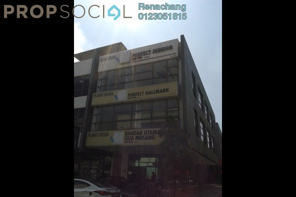 For Rent Shop at The Trillium, Sungai Besi Leasehold Unfurnished 0R/0B 12k