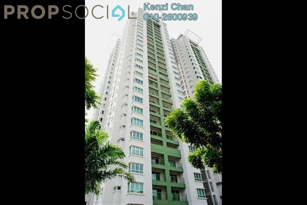 For Sale Condominium at Kiara Designer Suites, Mont Kiara Freehold Fully Furnished 3R/2B 820.0千